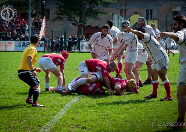 Rugby Varese – Chef Piacenza 0-63