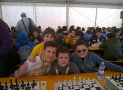 Studenti di Azzate al torneo di scacchi