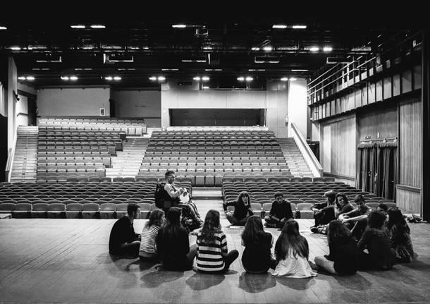 Studenti in scena