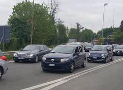 traffico lainate arese 17 aprile 2016