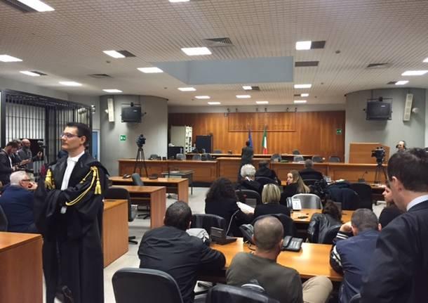 Tribunale varese processo uva
