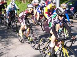 Trofeto ciclistico Da Moreno 24 aprile 2016