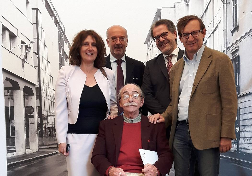 Ugo La Pietra #InternoEsterno