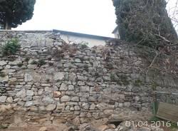 Vandalismi alla chiesa di san Cassiano