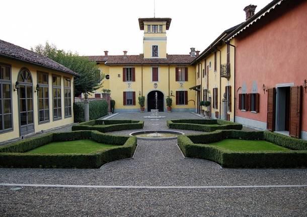 Villa Porro Lonate Pozzolo