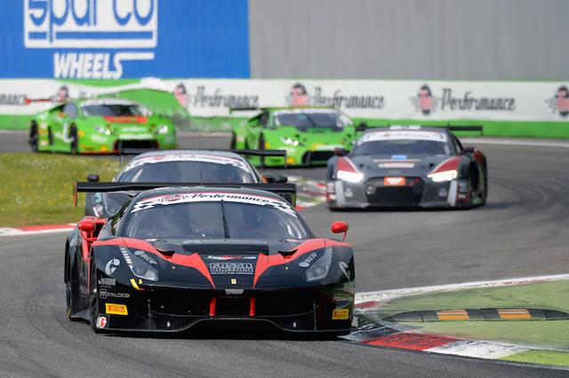 Aci Racing Weekend 2016 a Monza