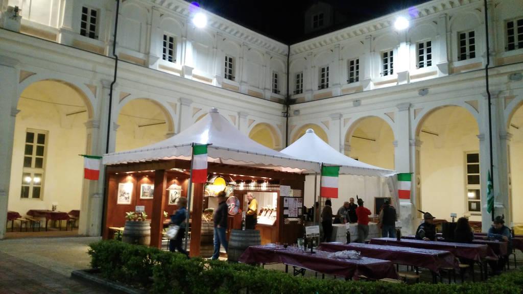 Al raduno degli Alpini di Asti - prima serata