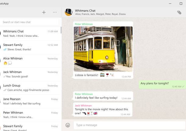 Pronte a fare videochiamate con WhatsApp?