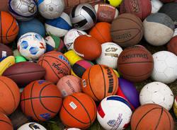 sport palloni palle