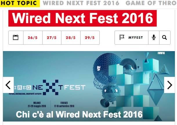 Subsonica di scena al Wired Next Fest