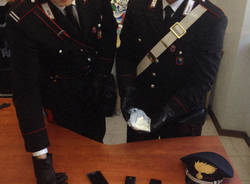 carabinieri malnate pusher