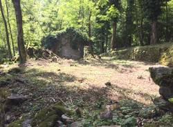 Il paese fantasma di Cavojasca