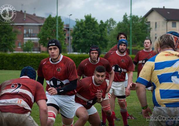 VII Torinese Rugby - Rugby Varese 38-7