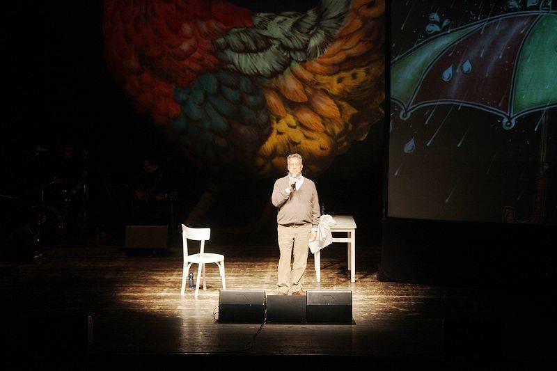 Renato Pozzetto in teatro