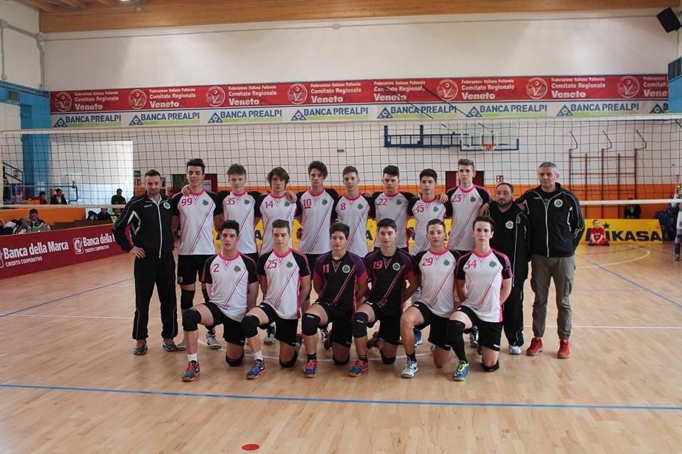Lo Yaka volley conquista la Final Four regionale U17