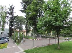 Al via il cantiere in piazza Risorgimento