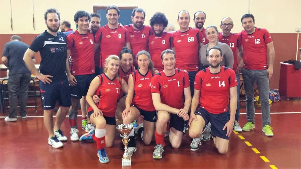Finale 31° Torneo ACTL Pallavolo misti