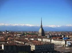 Torino dalla Basilica dei Cappuccini