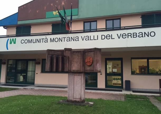 comunità montana valli del verbano