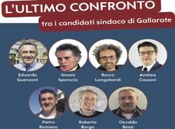 confronto elettorale Gallarate
