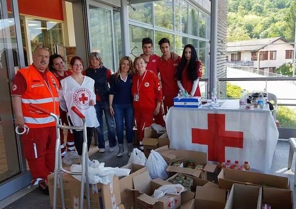croce rossa luino raccolta fondi maggio 2016
