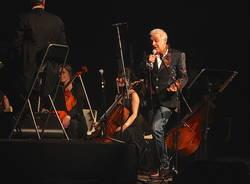 Davide Van De Sfroos in concerto all'Apollonio