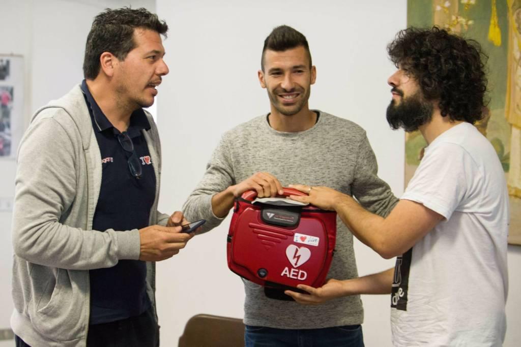 Defibrillatore Morosolo