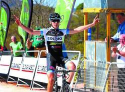 Edward Ravasi ciclismo vuelta al bidasoa
