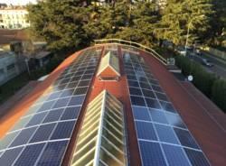 Ex bocciodromo con fotovoltaico