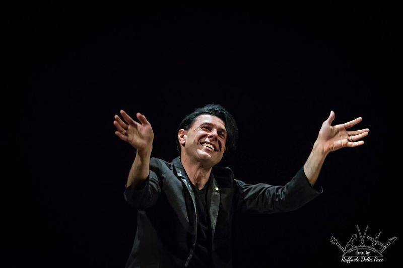 Ezio Bosso in concerto al Teatro Sociale di Como