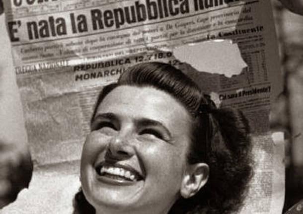 Appuntamento in piazza per i 70 anni della repubblica for Nascita repubblica italiana