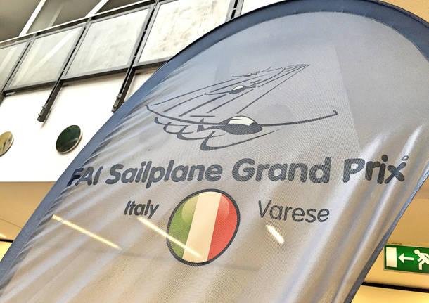 Gare di qualificazione Fai - volo a vela - Varese