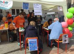 Giornata dell'Infermiere in Piazza Monte Grappa