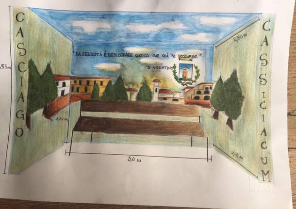 I progetti dei ragazzi della scuola media di Casciago