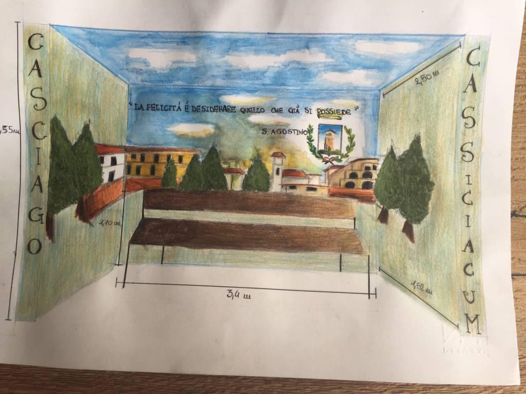 I progetti degli studenti di Casciago