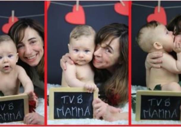 ibrahim Malla festa della mamma