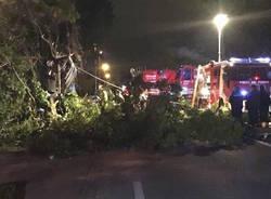 Incidente stradale Caronno Pertusella maggio 2016