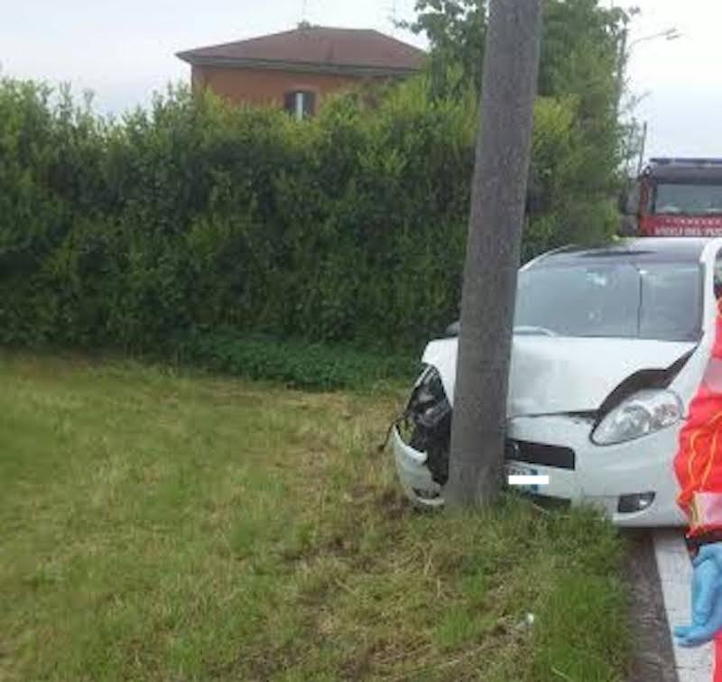 incidente stradale gornate olona venerdì 13 maggio