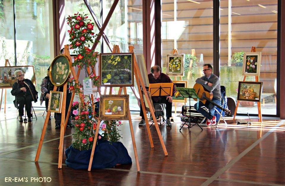 Induno olona - festa delle rose 2016 inaugurazione - foto di Robby ph marcellini