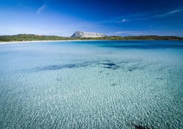 L'Italia, un mare da bollino blu