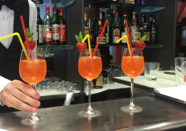 Piccoli grandi barman crescono
