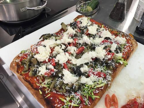 """La pizza """"mondiale"""" arriva al corso Tigros"""