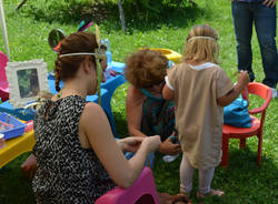 Lissago Country, laboratori e divertimento
