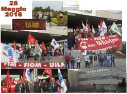Matalmeccanici in sciopero