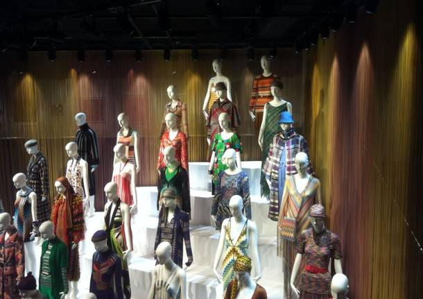 Missoni al Fashion and Textile Museum