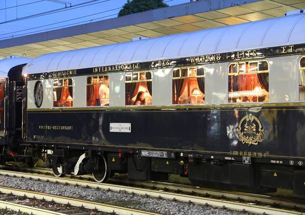 L'Orient Express a Gallarate