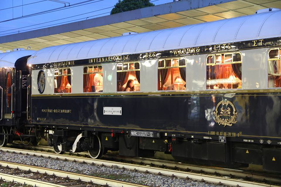 Orient Express a Gallarate