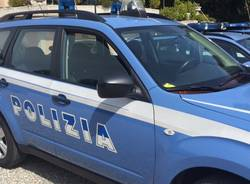 Polizia san fermo