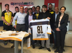 Presentazione Mastini hockey 2016 2017