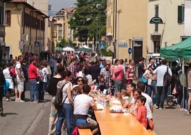 Quinta festa cittadina a Malnate